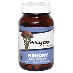 MycoFormulas Memory Supplement